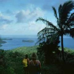 Hiking Fiji